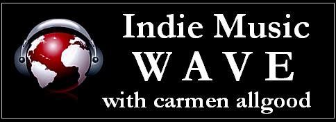 Indie Music Wave Logo